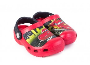 Crocs cc Lighting Mcqueen Clog Red