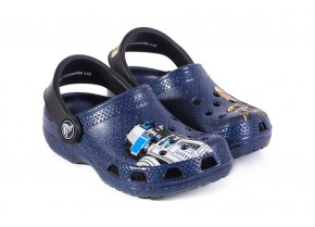 Crocs Classic Star Wars r2d2 c3po nautical navy