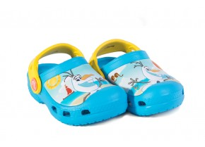 Crocs cc Olaf Clog electric blue