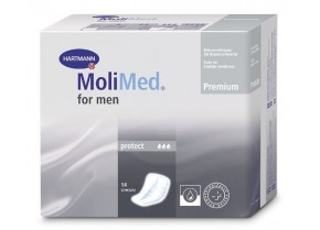 Men's Incontinence Pads Hartmann MoliMed Protect