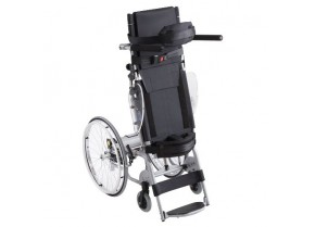 Wheelchair Reinforced with Standing Mechanism Invacare Action Vertic