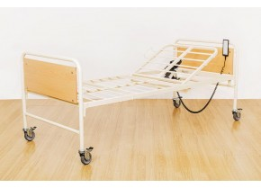 Electric Bed with Back Lifting Koinis 200.1 H for Rent