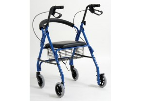 Aluminum Foldable Walker Koinis ROLLATOR for Rent