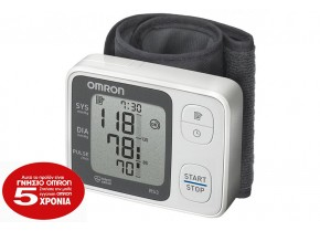 Electric Wrist Blood Pressure Monitor Omron RS3