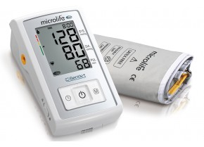 Electronic Arm Blood Pressure Monitor Microlife BP A3 PC