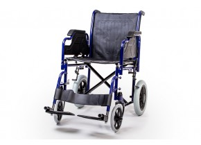 Wheelchair with Medium Size Wheels 904-46 Rental