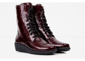 Reflex Women's Anatomic Boots A-7409-03 Bordeaux