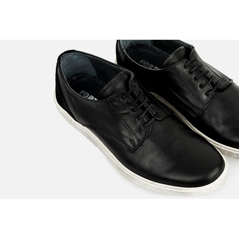 aed4b5270c6 F.A.T Company Men's Anatomic Laced Shoes 16112 Black - Koinis.gr