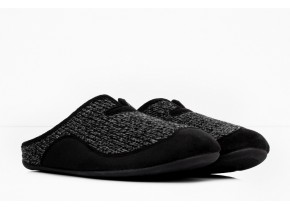 Comfy Men's Anatomic Slippers 8450-251 black