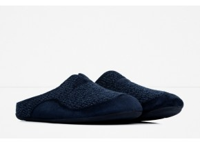 Comfy Men's Anatomic Slippers 8450-251 blue