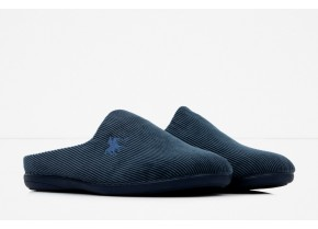 Comfy Men's Anatomic Slippers 50038 blue