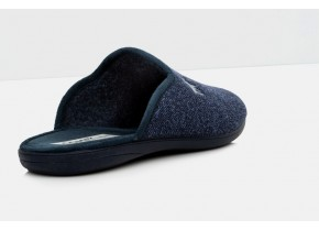 Comfy Men's Anatomic Slippers 51491 blue