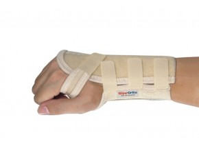 Neoprene Wrist Splint with Bar Oppo 1082