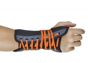 Wrist Splint made of Elastic Formfit 20cm long