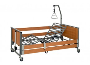 Variable Height Multi-Function Electric Hospital Bed Tekvorcare Eco 100