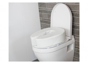 Raised Foam Toilet seat 10 cm Mobiakcare 0808340