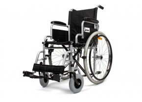 Narrow Wheelchair with Large Size Wheels Koinis 903-41