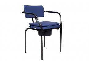 Fixed WC Seat Blue MobiakCare Budjet 0808386