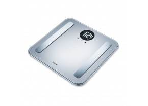 Diagnostic bathroom scale Beurer BF 198 silver 9939