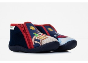 Comfy Kids Anatomic Slippers 8189