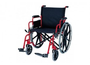 Heavy Duty Manual Wheelchair Rental