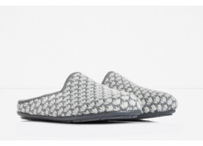 Comfy Women's Anatomic Slippers 2208 grey