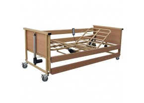 Variable Height Multi-Function Electric Hospital Bed Trendo 1