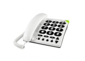 Doro PhoneEasy 311c Amplified Wired Telephone