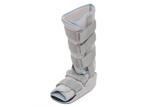 Walker Boot Fixed Tall Grey Mobiakcare