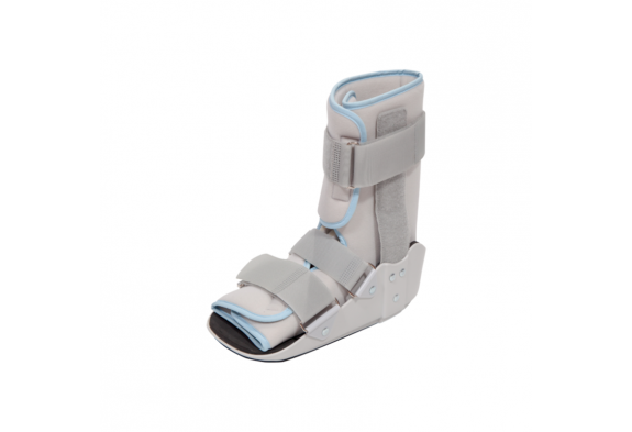 Walker Boot Fixed Short Grey Mobiakcare