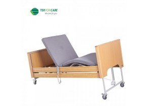 Electric Multi-Function Hospital Bed Tekvorcare Deluxe