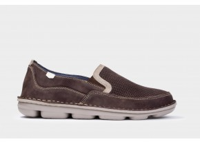 On Foot Men's Anatomic Mocassins 7011 brown
