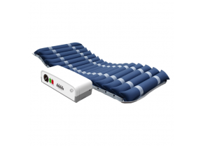 Anti-Decubitus Stripe Mattress with Ventilation, CPR & Air Pump Mobiak 0806285