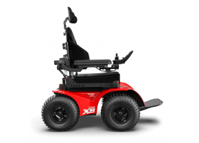 Magic Mobility Extreme X8 Off-Road Powered Wheelchair 4x4 Sunrise