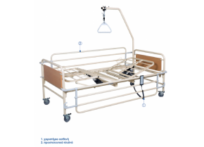 Multi-Function Electric Hospital Bed Κoinis 200.3 Η