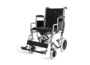 Wheelchair with WC VT201
