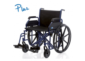 Moretti Plus Wheelchair with Large Size Wheels