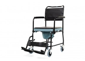 Wheelchair with commode Mobiak 0806053