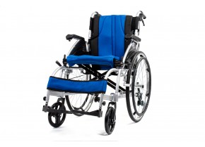 Lightweight Wheelchair Aluminium Mobiak ALU II FIX QR Premium