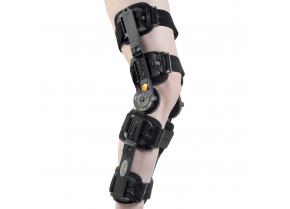 Medical Brace Functional Knee Brace with ROM