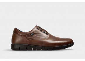 On Foot Men's Anatomic Laced Shoes Blucher Pala Lisa 8604 Libano