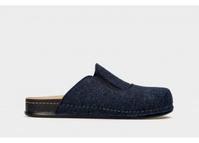 Comfy Men's Anatomic Slippers 6020 Blue