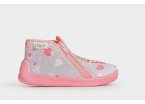 Comfy Kids Anatomic Slippers 8375 grey
