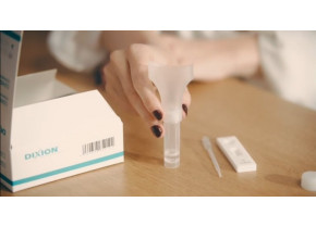 Dixion SafeTest (SARS-CoV-2 Saliva Antigen Rapid Test)